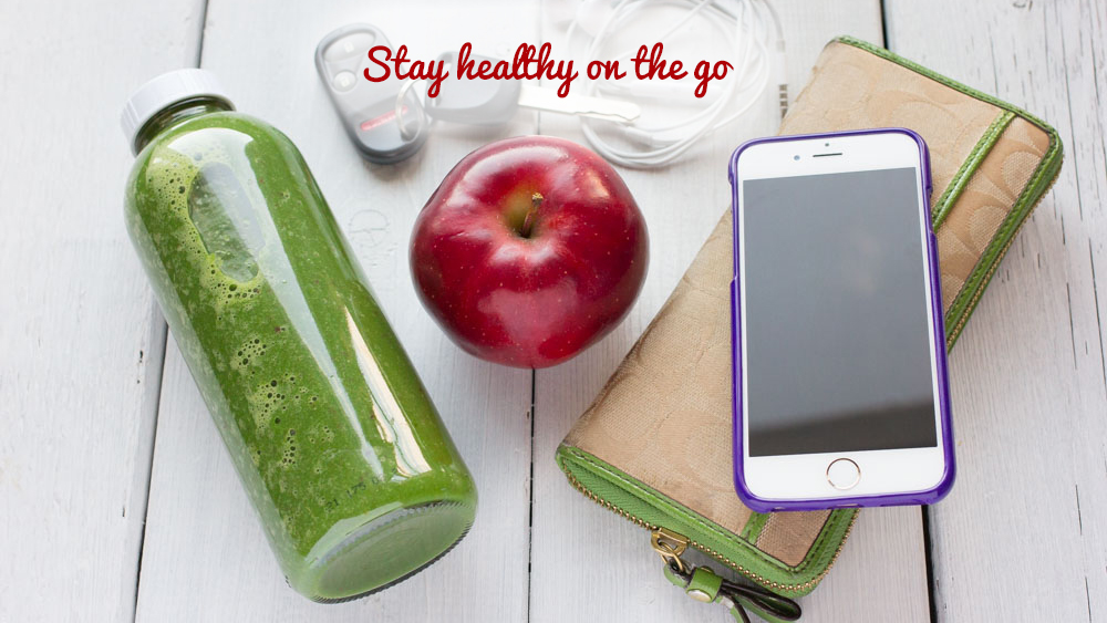 Red Prince Apple Green Smoothie