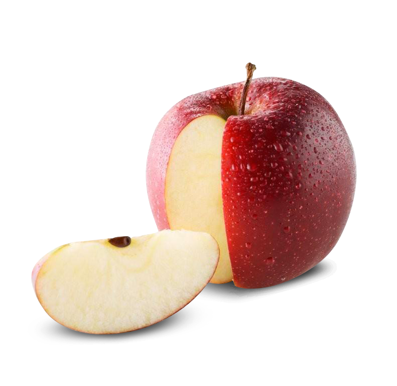 Nutrition Facts Red Prince Apple