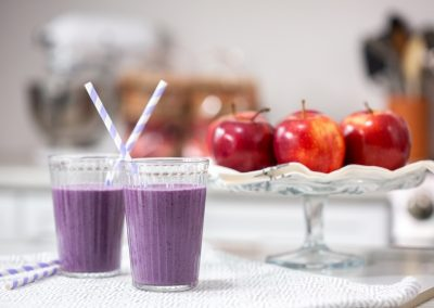 Red Prince Apple® & Peanut Butter Smoothie