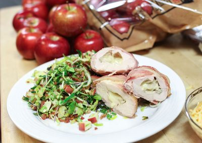 Stuffed Chicken Breast with Red Prince® Apples