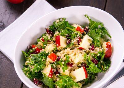 Red Prince® Apple Warm Winter Salad