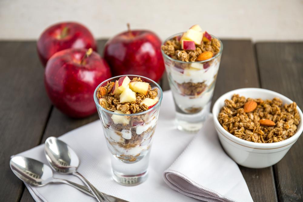 Red Prince® Yogurt Breakfast Parfaits