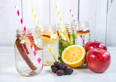 Naturally Flavoured Water